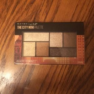 The City Mini Palette by Maybelline